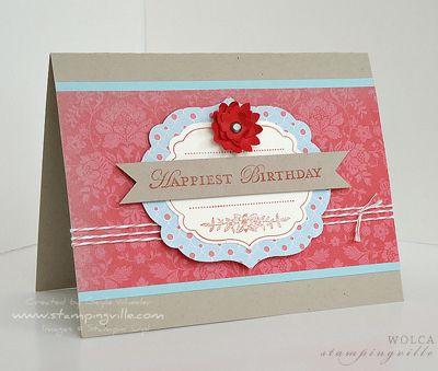 メッセージカード 手作り デザインの参考作品集  | Weddingcard.jp