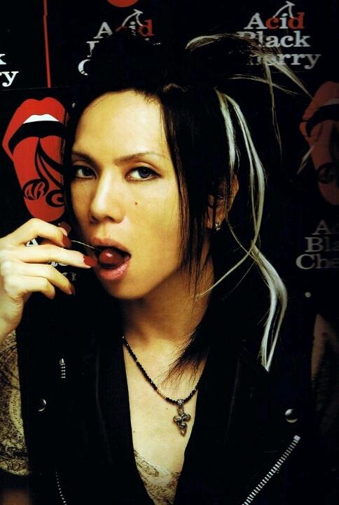 Yasu. Acid Black Cherry.