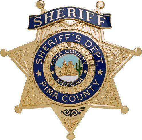 Pima county Sheriff AZ 2
