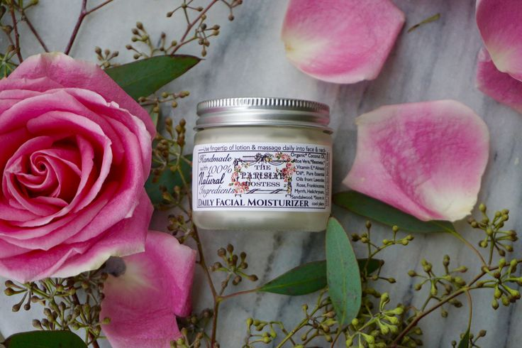 Excited to share the latest addition to my #etsy shop: All Natural Facial Moisturizer - Organic Lotion
