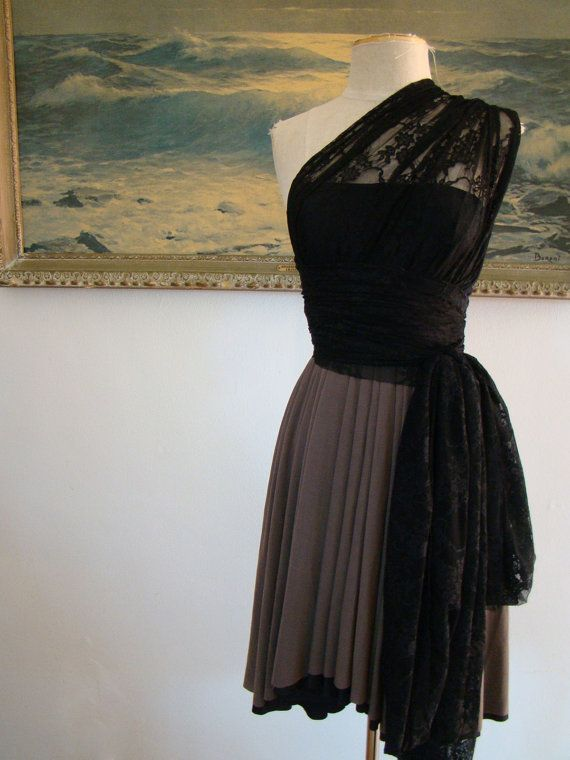 Infinity Dress - Maxi Lace Straps - Manufacturer