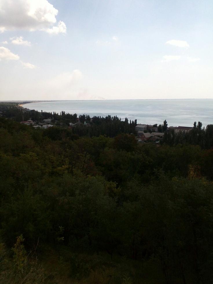 Sea Of Azov, Ukraine