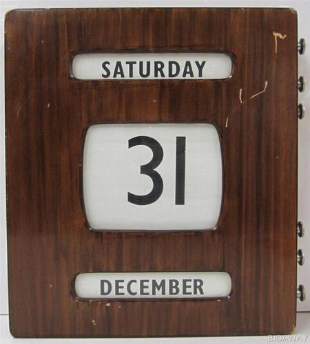Perpetual Calendar Desk : Best vintage perpetual calendars images on pinterest