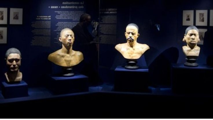 An exhibition in Paris looks at the history of so-called human zoos, that put inhabitants from foreign lands, mostly African countries, on display as articles of curiosity.