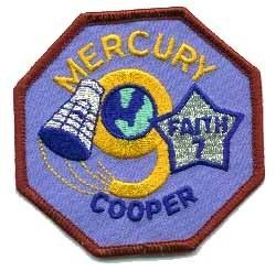 cooper space mission patches - photo #19