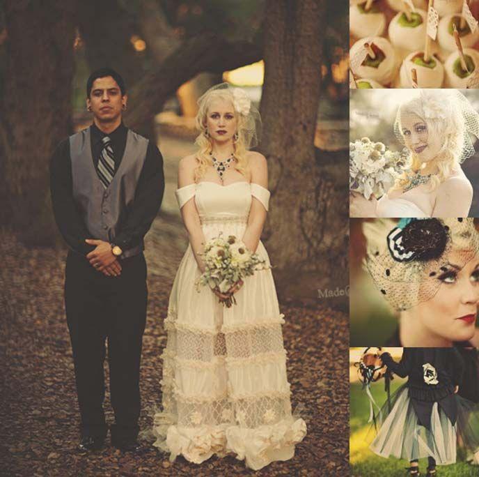 Gothic Wedding Decoration Ideas: GOTH WEDDING, Gothic Wedding Ideas, Goth Wedding Ring