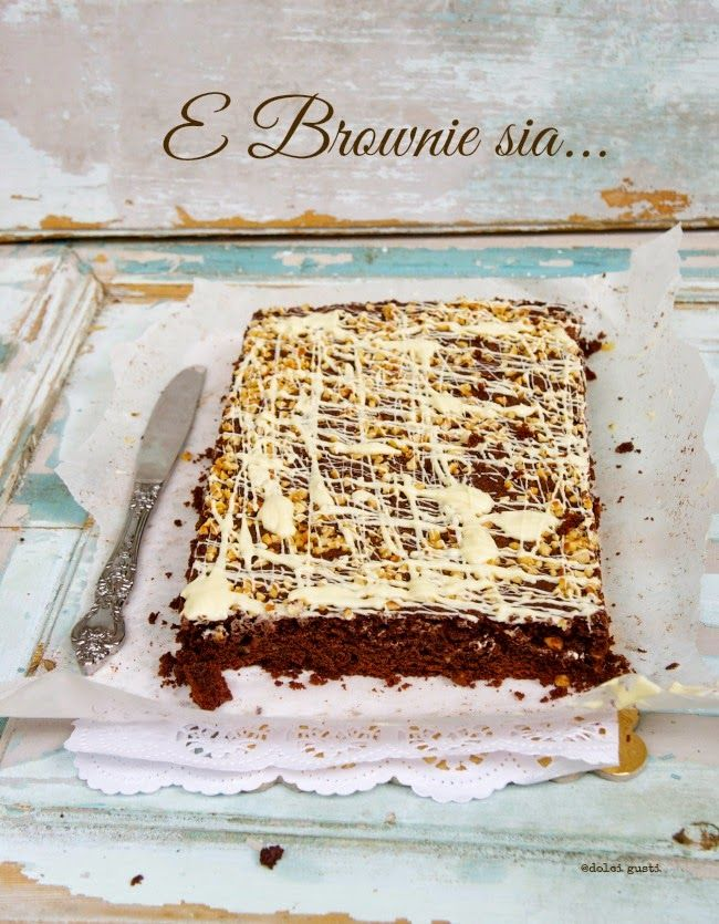 Dolci Gusti: Let's Brownie!
