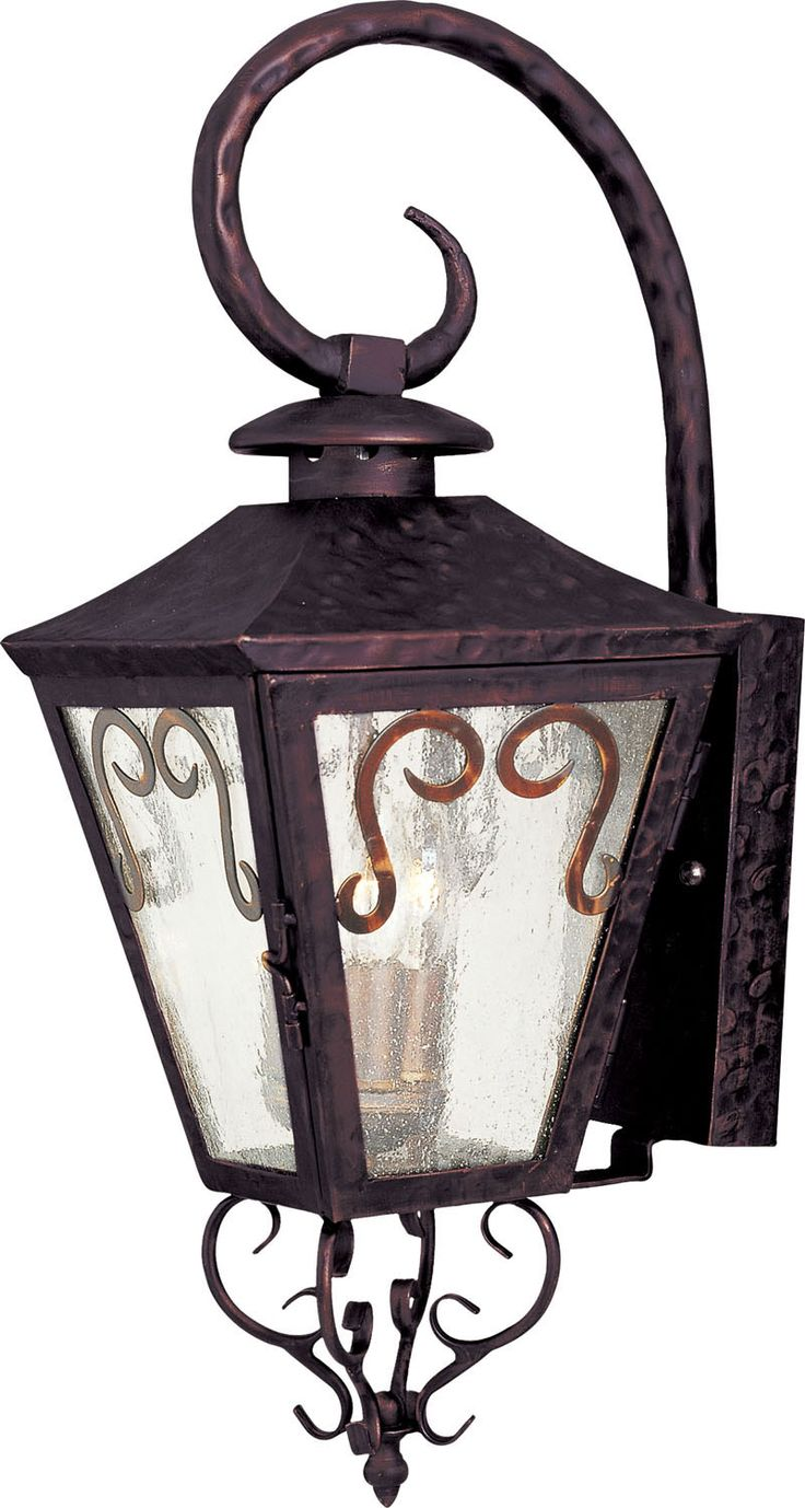 Chloe loft industrial 2 light oil rubbed bronze wall sconce free - Three Light Outdoor Wall Lantern Cordoba Is A Traditional Early American Style Collection From Maxim