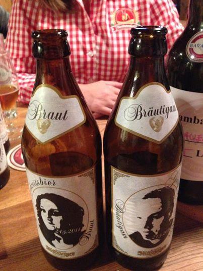 #Bier #Beer #wedding #marriage #hochzeit #beerlabel #bieretiketten