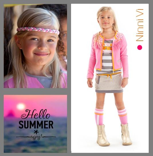 Summerfeeling like Pink! Ninni Vi summercollection 2015