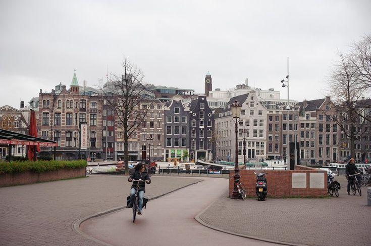 Amsterdam via Tea & a Camera