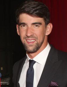 Michael Phelps - American competition swimmer http://hollywoodmeasurements.com/sports/michael-phelps-body-height-weight/