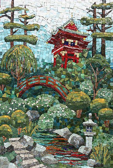 38 Glorious Japanese Garden Ideas: 38 Best Asian Quilts Images On Pinterest