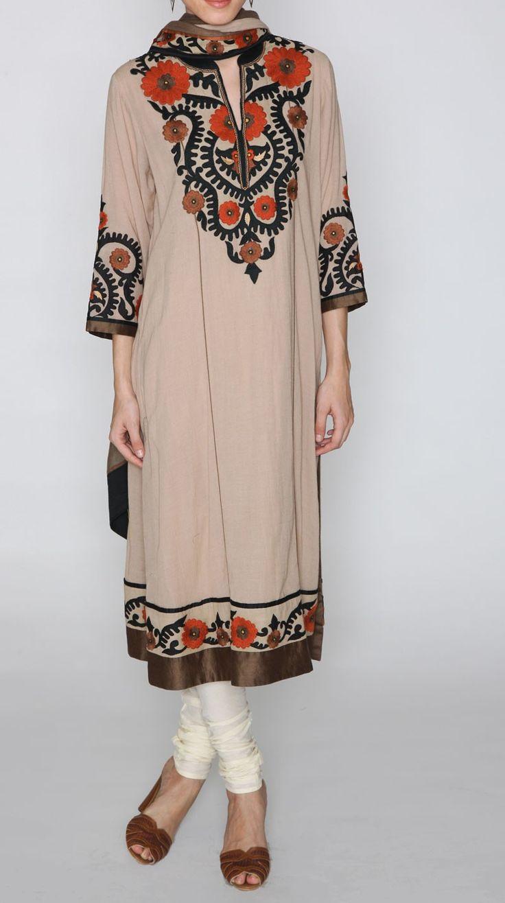 Ritu Kumar Cotton Suits