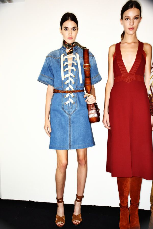 Kicking of Milan SS15 Fashion week, with Gucci, more backstage photos here > http://sonnyphotos.com/2014/09/gucci-ss15-fashion-show-milan-backstage