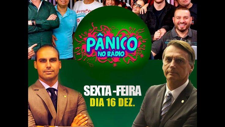 BOLSONARO no Programa Pânico na Rádio Jovem Pan