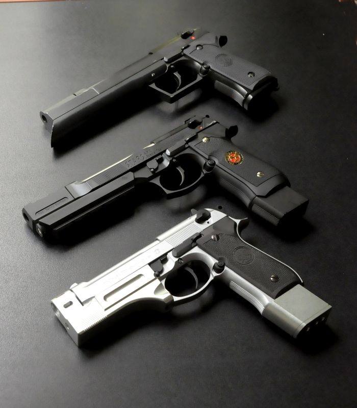 Replica Guns by Western Arms - Resident Evil and Underworld