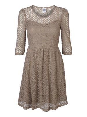 Laced Midi dress, Moon Rock, main