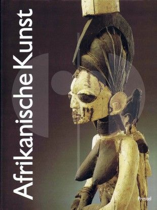 110 Afrikanische Kunst aus der Sammlung Barbier-Mueller (first edition) H 30 cm. B 24 cm.   - Werner Schmalenbach - Enrico Castelli - Francois Neyt - Louis Perrois - Christopher D. Roy - William Siegmann - Gaetano Speranza  München: Prestel (1988). ISBN: 3-7913-0848-3  German text 319 pages numerous illustrations Hardcover