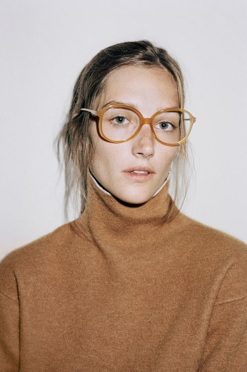 "Joséphine Le Tutour – ""too blessed to be stressed"" by Mark Peckmezian Muse #38 Sept2014."