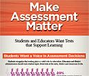 Infographic: Make Assessment Matter   Northwest Evaluation Association (NWEA)