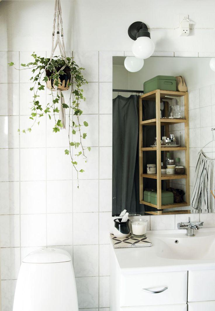 Die besten 25+ Green scandinavian style bathrooms Ideen auf - badezimmer skandinavischen stil