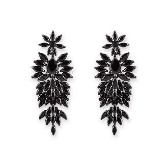 Buy Black Rhodium Small Cluster Earrings at competitive prices from Fishers on Cameron
