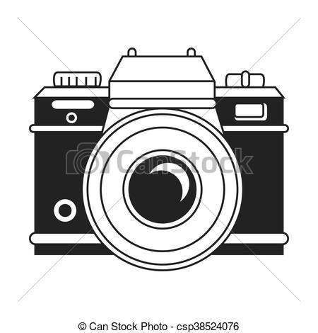"""Résultat de recherche d'images pour """"dessin appareil photo noir et blanc""""   Tatoo"""
