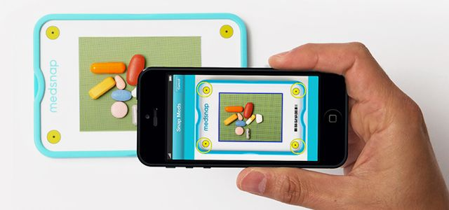 With a snap, app identifies any pill