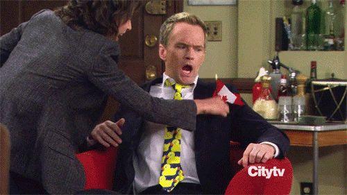 hahuuhaahu lascou Barney!