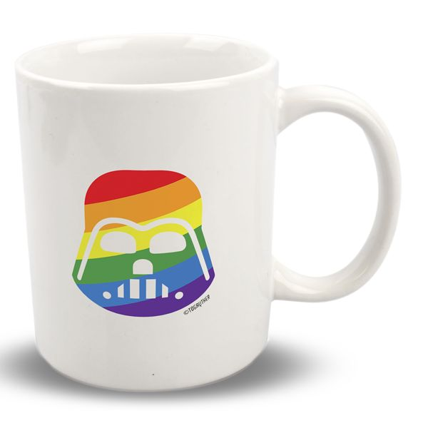 """#Taza #Gay #Darth Vader con frase: """"Yo soy tu Daddy"""" Este y más producto en http://www.togayther.es/producto/taza-gay-darth-vader/"""