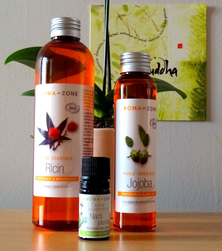 Huile capillaire pour la repousse des cheveux #recette #Beauté et #nature #cheveux #huileessentielle Demandez votre préparation d'huile essentielle.
