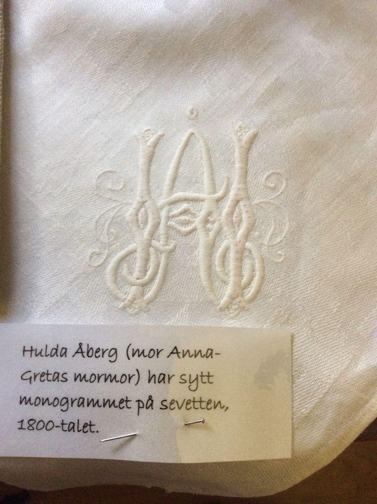 Monogram HÅ