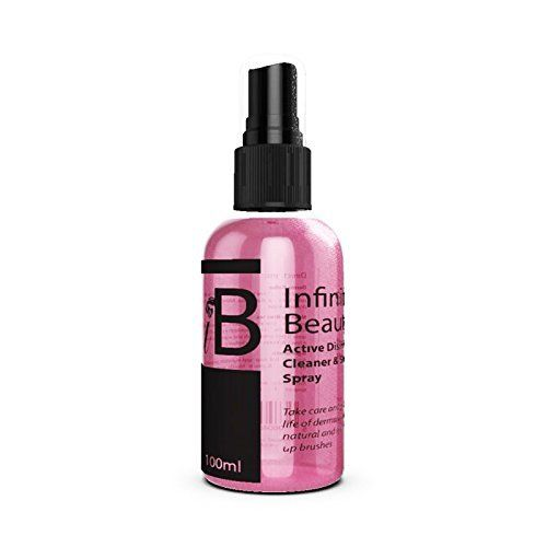 Face Skin Care BIG VALUE BOTTLE SPRAY Infinitive Beauty Derma Roller Skin Roller STERILIZER Sterliser Spray A BLEND of Ethanol Cetrimonium Chloride  Triclosan KILLS 999 of Bacteria  as used in HOSPITALS 100ml *** Be sure to check out this awesome product.
