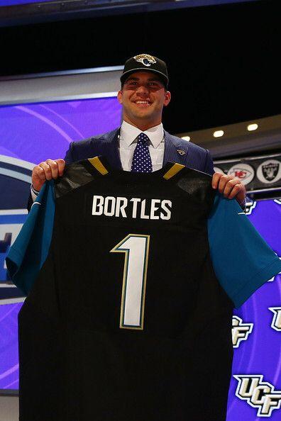 Blake Bortles Jacksonville Jaguars 2014