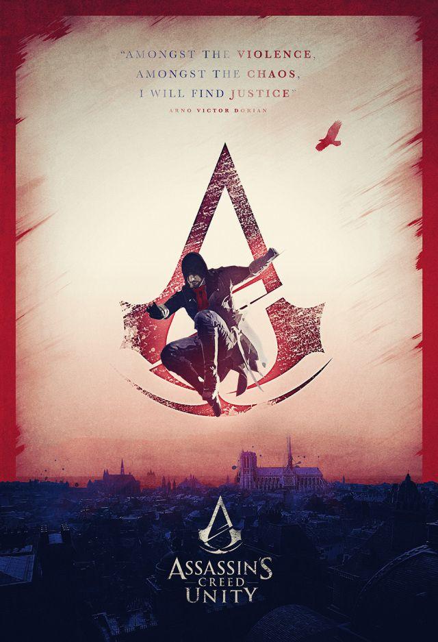 Assassin's Creed Unity by Bernard Jezowski