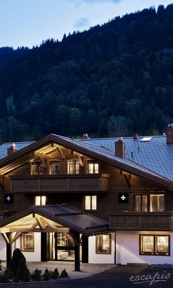 Hotel Ultima Gstaad. Bern. Schweiz   Suisse   Switzerland