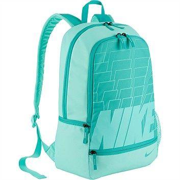 Rebel Sport - Nike Classic North Backpack Green