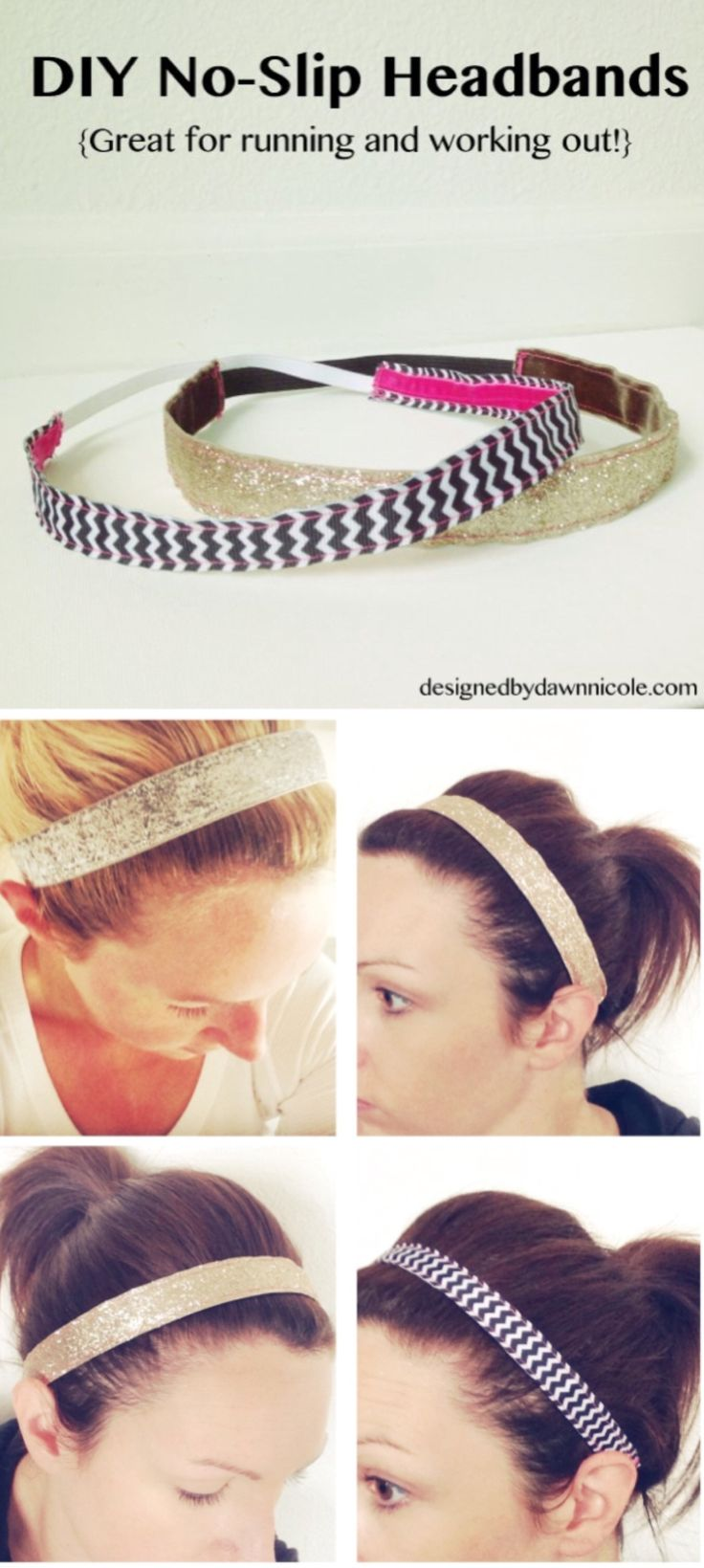 25+ unique no slip headbands ideas on pinterest | diy velvet nails