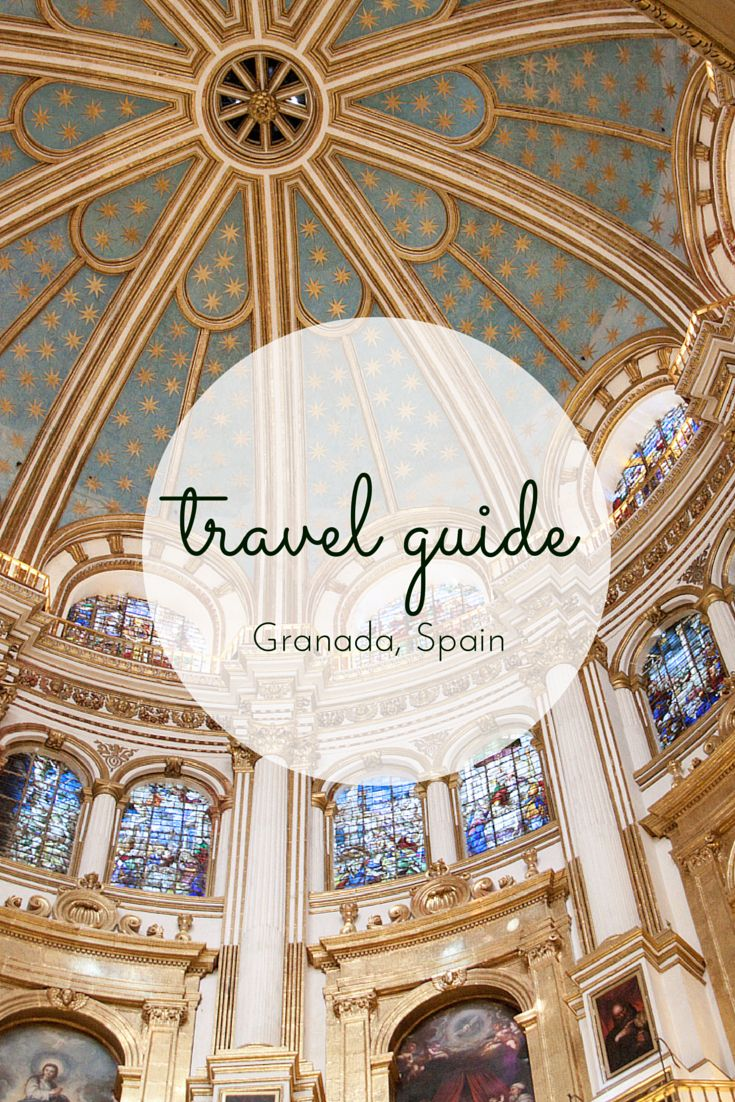 Travel Guide: Granada