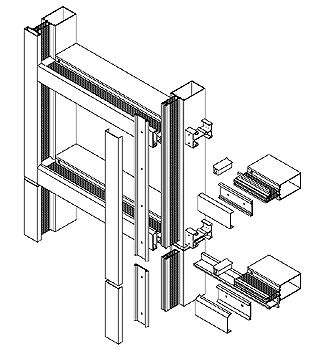 curtain wall - Google 검색