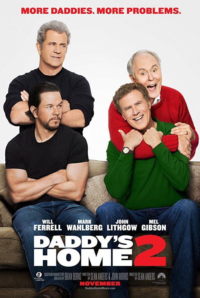 Watch Daddy's Home 2 (2017) Full Movie HD Free Download
