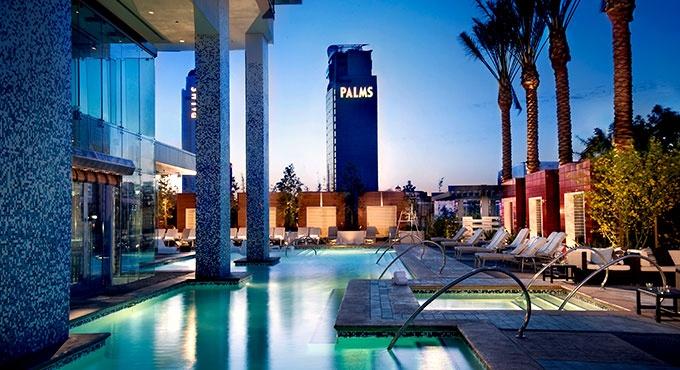 Palms Place Hotel and Spa  Las Vegas