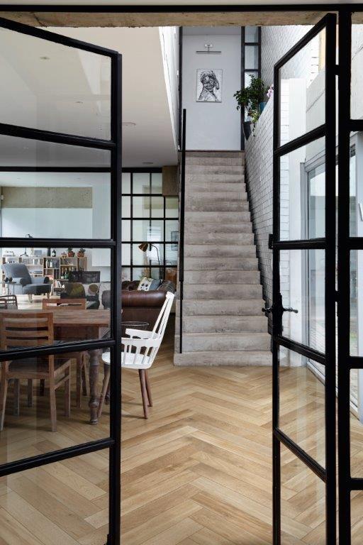 Les 119 meilleures images du tableau Houtlook tegels voor woonkamer ...