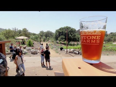 Stone Farms / Stone Brewery - Escondido CA.