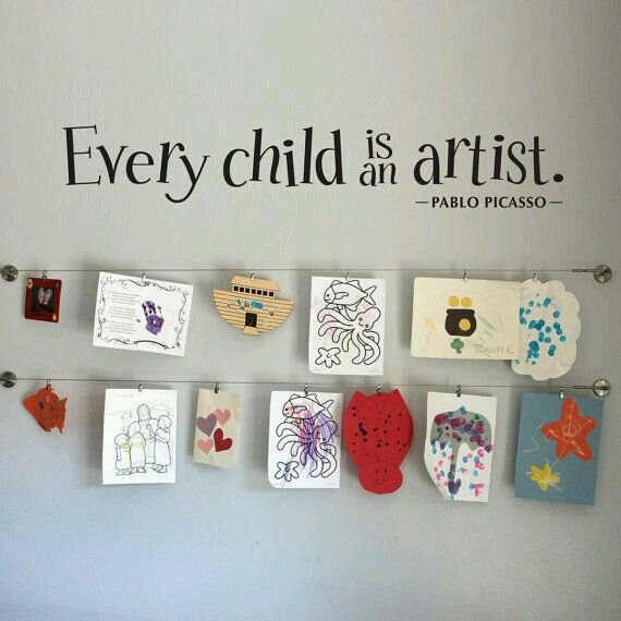 I want to do this at home with my boys art!