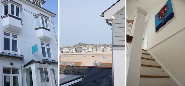 boutique guesthouse: Trevose Harbor House, St. Ives, Cornwall, England