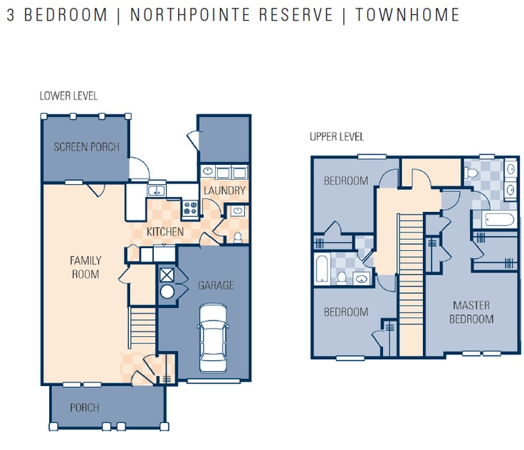 1000 images about ncbc gulfport ms on pinterest duplex for 3 bedroom townhouse plans