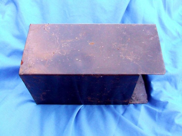 Vintage Harley Davidson Battery Box  Knucklehead, Panhead OEM #HarleyDavidson  THis item is now for sale on ebay. Search ebay for item number 121392003204