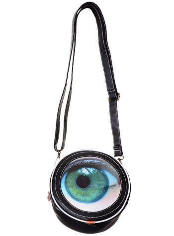 It's an eye, and it winks.